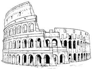 Рим столица